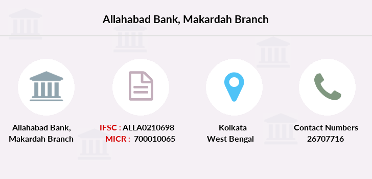 Allahabad-bank Makardah branch