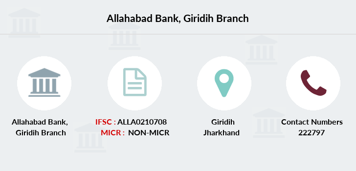 Allahabad-bank Giridih branch
