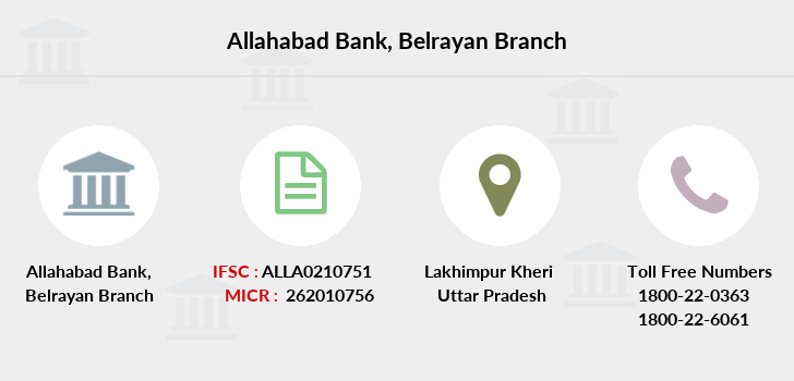 Allahabad-bank Belrayan branch