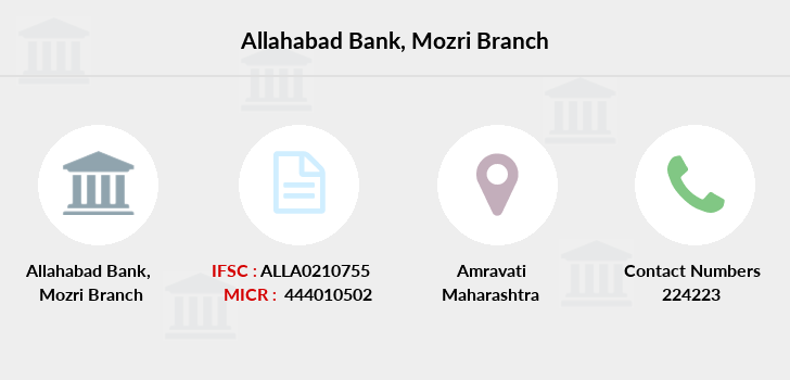 Allahabad-bank Mozri branch