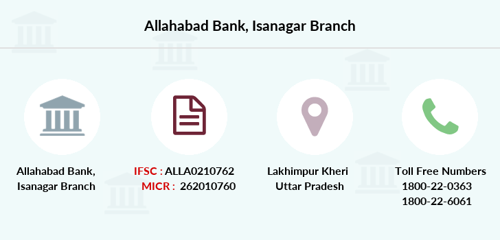 Allahabad-bank Isanagar branch