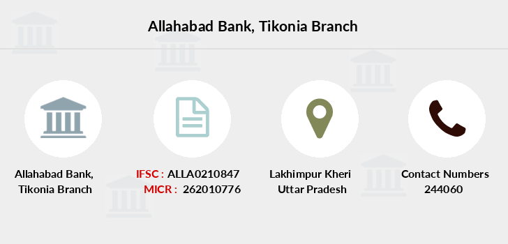 Allahabad-bank Tikonia branch