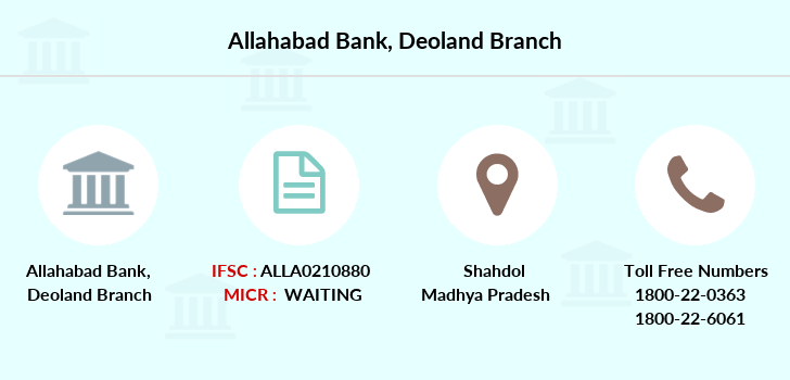 Allahabad-bank Deoland branch