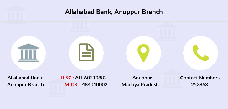 Allahabad-bank Anuppur branch