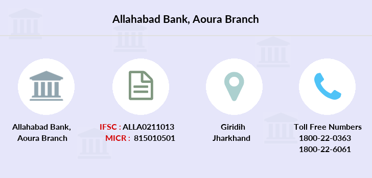 Allahabad-bank Aoura branch