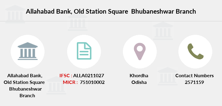 Allahabad-bank Old-station-square-bhubaneshwar branch