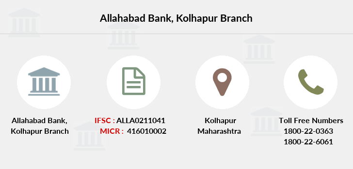 Allahabad-bank Kolhapur branch