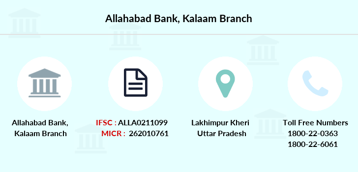 Allahabad-bank Kalaam branch