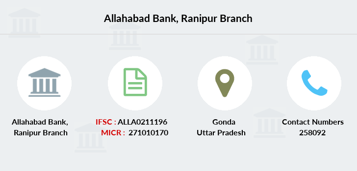 Allahabad-bank Ranipur branch