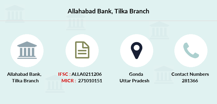 Allahabad-bank Tilka branch