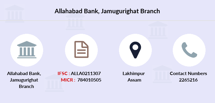 Allahabad-bank Jamugurighat branch