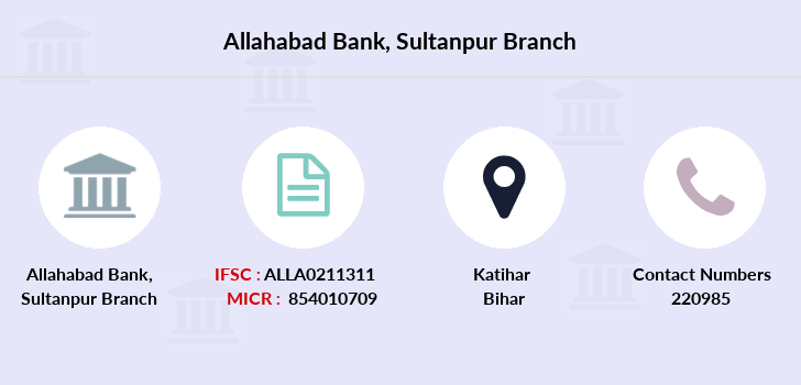 Allahabad-bank Sultanpur branch