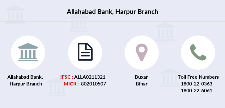 Allahabad-bank Harpur branch
