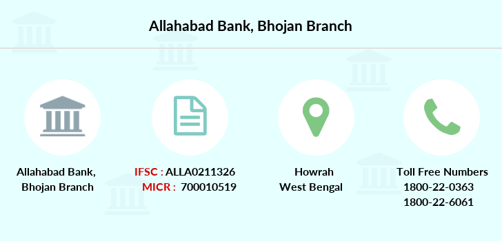 Allahabad-bank Bhojan branch
