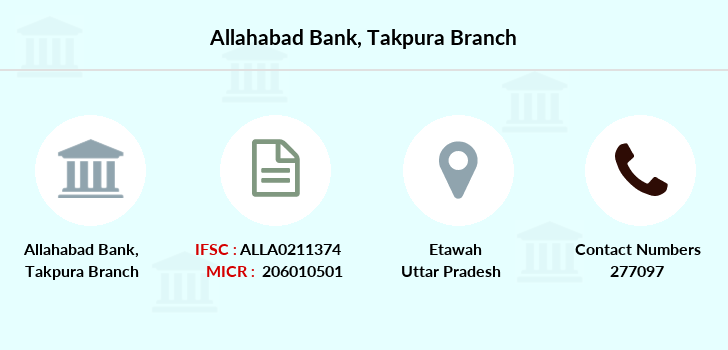 Allahabad-bank Takpura branch