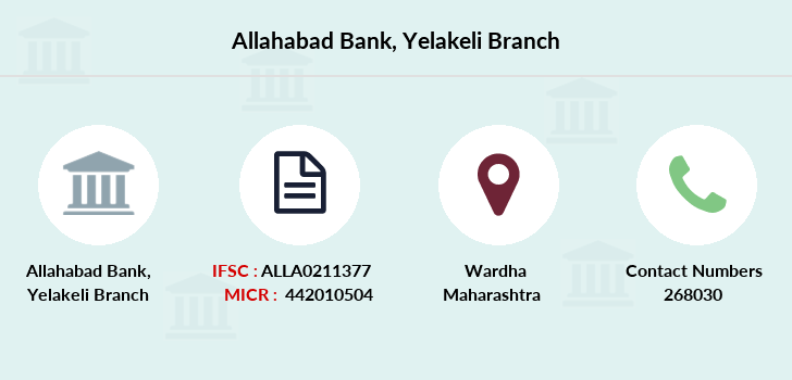 Allahabad-bank Yelakeli branch