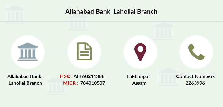 Allahabad-bank Laholial branch