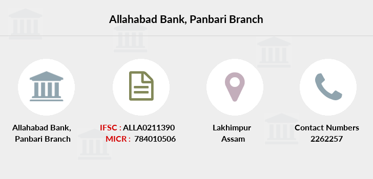 Allahabad-bank Panbari branch