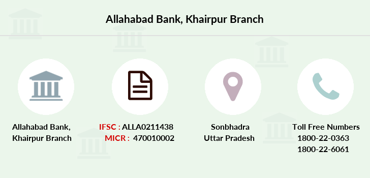 Allahabad-bank Khairpur branch