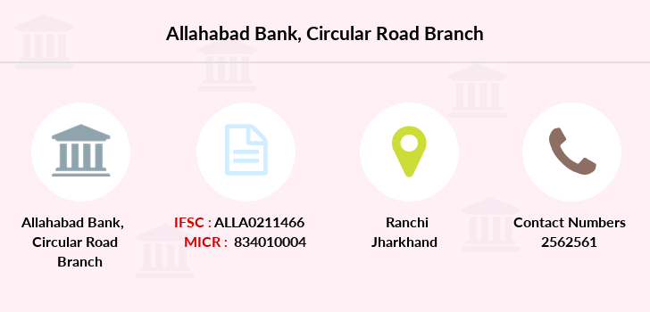 Allahabad-bank Circular-road branch