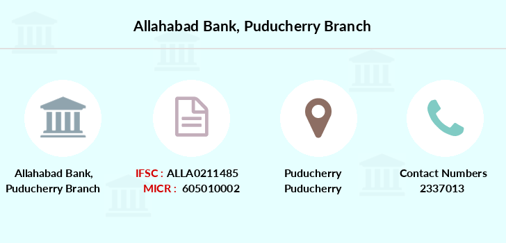 Allahabad-bank Puducherry branch