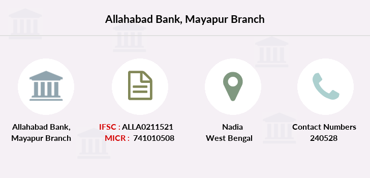 Allahabad-bank Mayapur branch