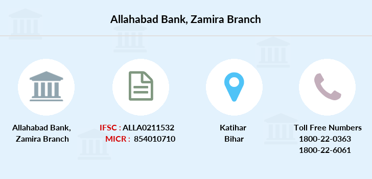 Allahabad-bank Zamira branch