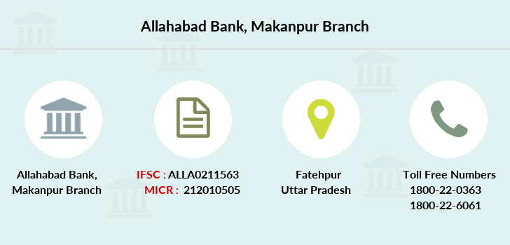 Allahabad-bank Makanpur branch
