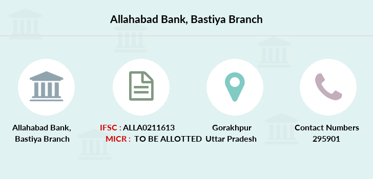 Allahabad-bank Bastiya branch