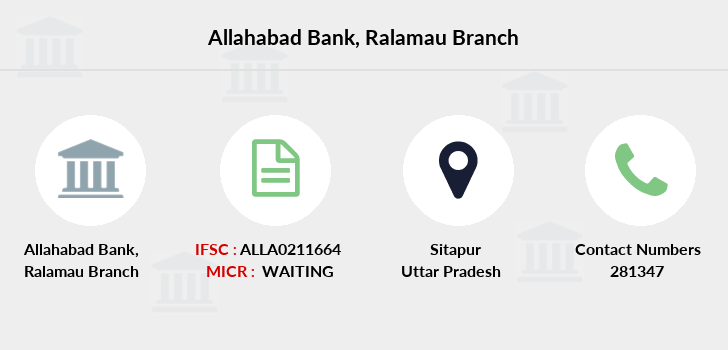Allahabad-bank Ralamau branch