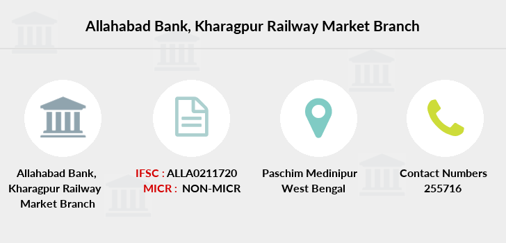 Allahabad-bank Kharagpur-railway-market branch