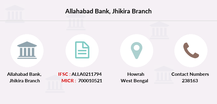Allahabad-bank Jhikira branch