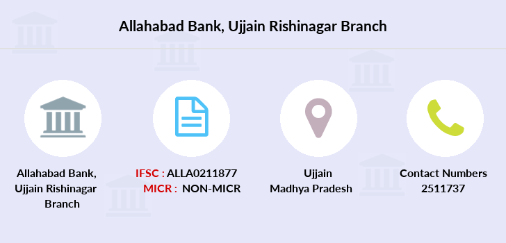 Allahabad-bank Ujjain-rishinagar branch