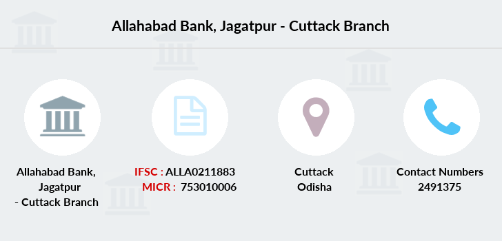Allahabad-bank Jagatpur-cuttack branch