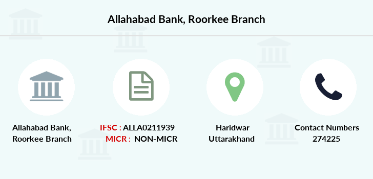 Allahabad-bank Roorkee branch
