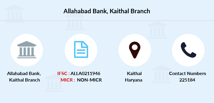 Allahabad-bank Kaithal branch