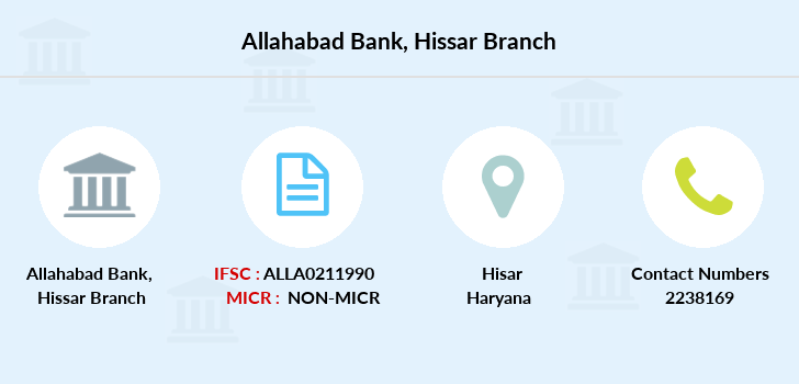 Allahabad-bank Hissar branch