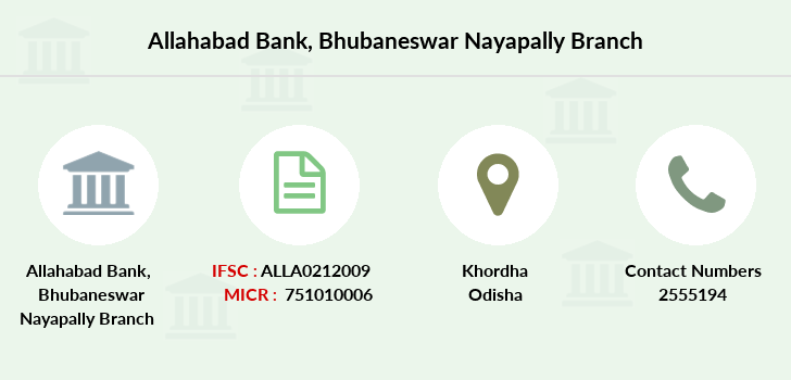 Allahabad-bank Bhubaneswar-nayapally branch