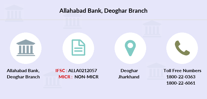 Allahabad-bank Deoghar branch