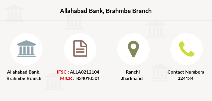 Allahabad-bank Brahmbe branch