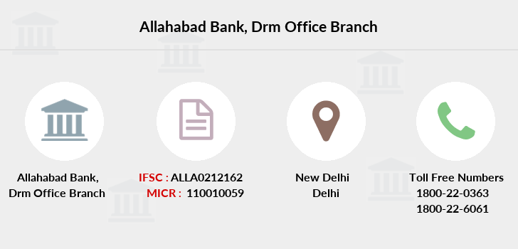 Allahabad-bank Drm-office branch