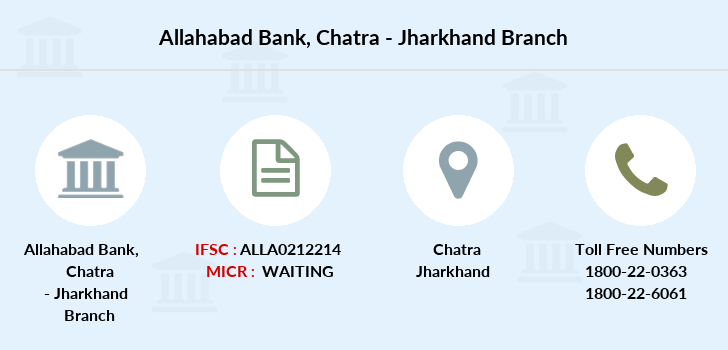 Allahabad-bank Chatra-jharkhand branch