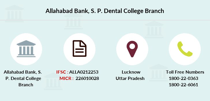 Allahabad-bank S-p-dental-college branch
