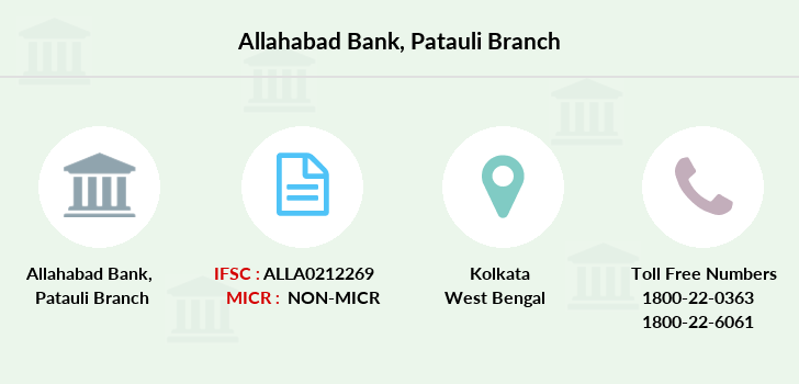Allahabad-bank Patauli branch