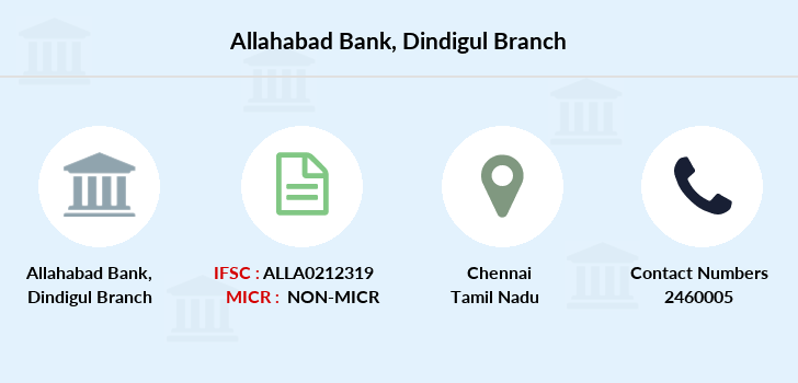 Allahabad-bank Dindigul branch