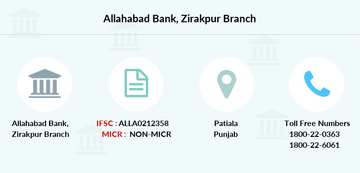 Allahabad-bank Zirakpur branch