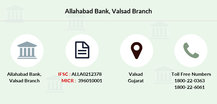 Allahabad-bank Valsad branch