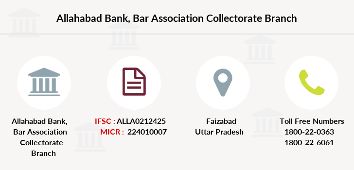 Allahabad-bank Bar-association-collectorate branch