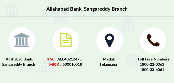 Allahabad-bank Sangareddy branch