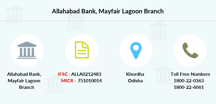 Allahabad-bank Mayfair-lagoon branch